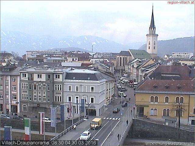 Webcam Villach